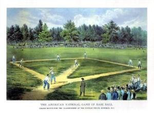 Baseball 1866