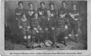 Western Bloomer Girls