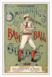Vintage ball player