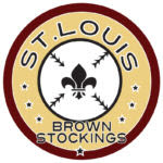 St Louis Brown Stockings