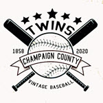Champaign County Twins logo