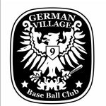 German Village 9 Base Ball Club logo